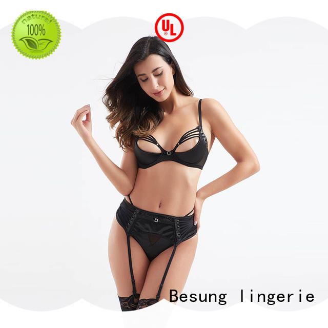 Besung fashionable sexy nightwear certifications for women