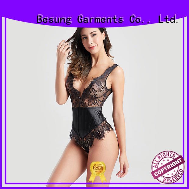 Besung industry-leading black mesh bodysuit wholesale for home