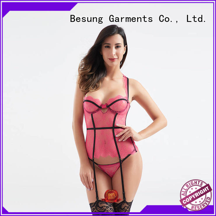 Besung lace lace corset sale for women
