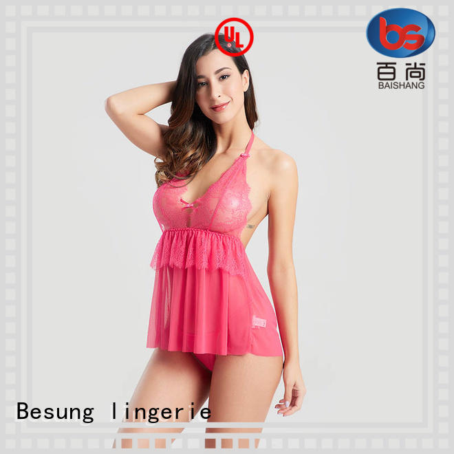 Besung style lace teddy from manufacturer for wife