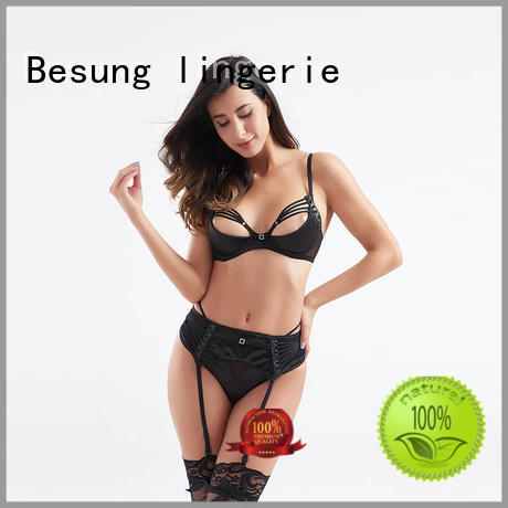 Besung threepiece christmas lingerie order now for lover