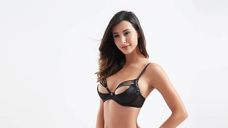 Besung unique sexy bra free design for women-4