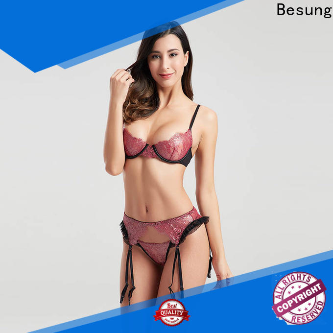 Besung industry-leading bridal underwear design for hotel