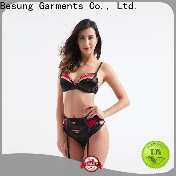 Besung contrast sexy lingerie online bulk production for lover