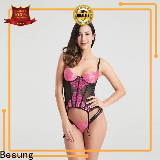 Besung oem bridal corset factory for lover
