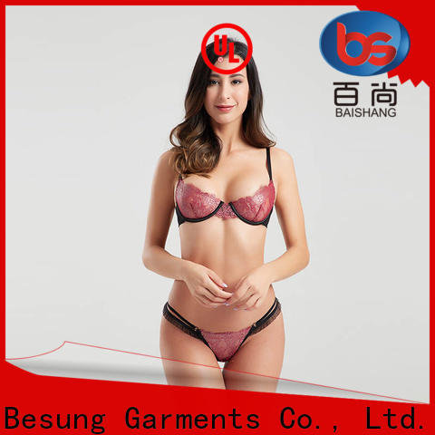 Besung hot-selling lingerie sets free quote for lover