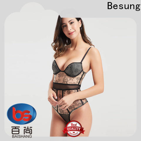 Besung clip bridal corset factory for wife