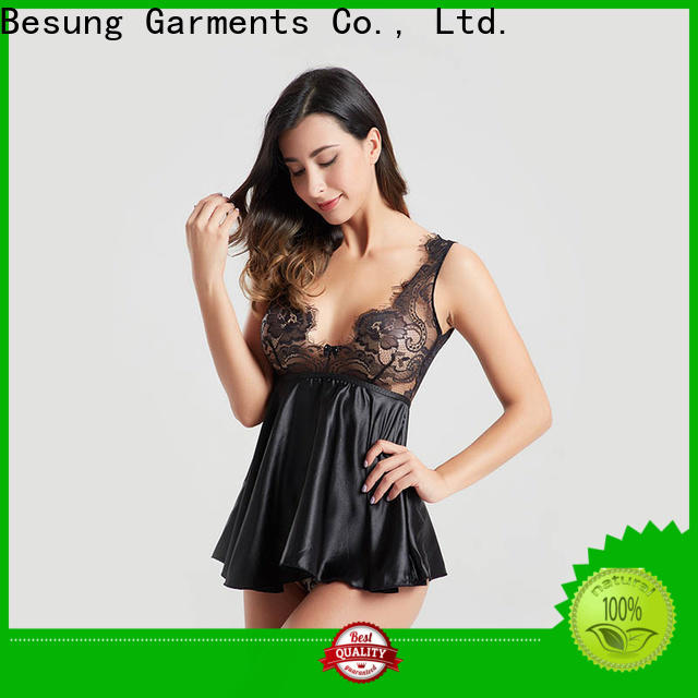 Besung hollow sexy bodysuits for women at discount for home
