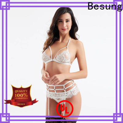 low cost valentines lingerie twopiece bulk production for wife