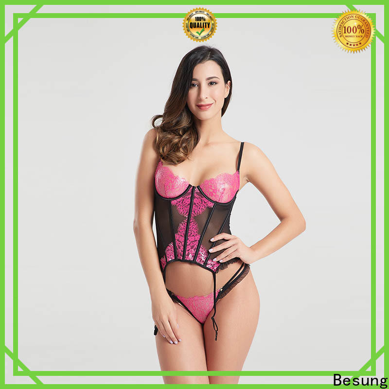 Besung reliable corset set factory for lover