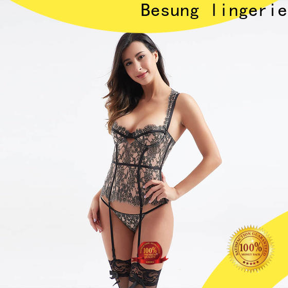 Besung decorative corset set for wholesale for wife