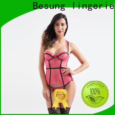 Besung design plus size bustier product for women
