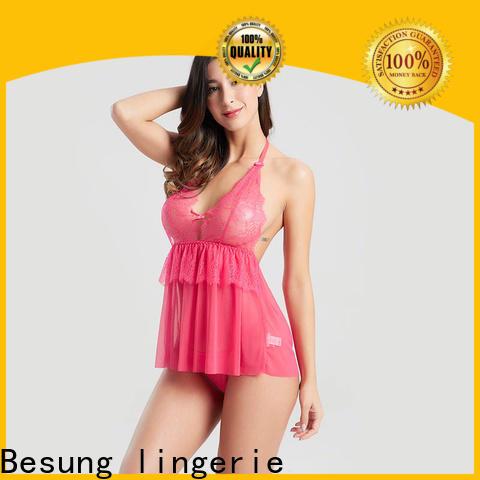 best deep plunge bodysuit hollow at discount for lover