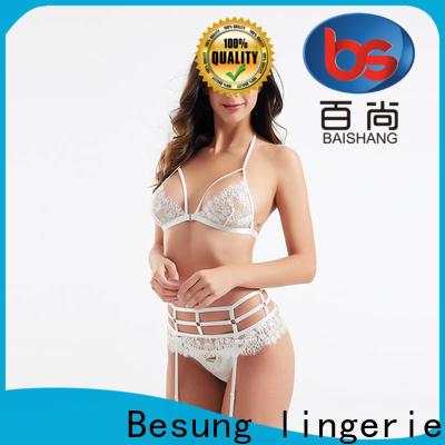 Besung transparent wedding underwear order now for home