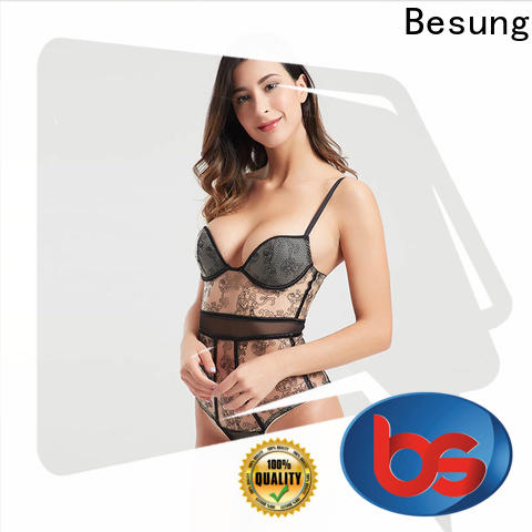 Besung oem lace up corset buy now for hotel