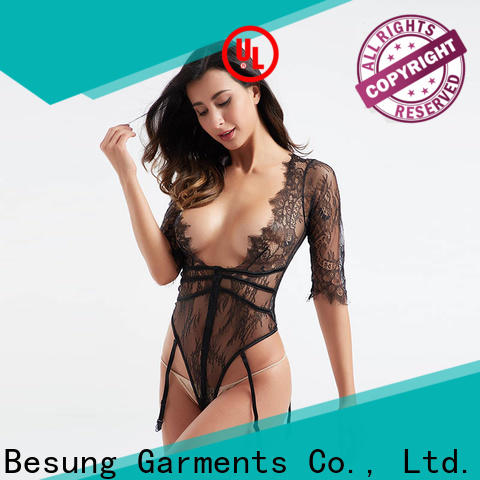 Besung best black teddy at discount for home