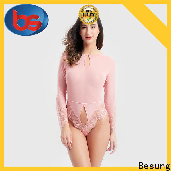 Besung new-arrival black teddy from manufacturer for wife
