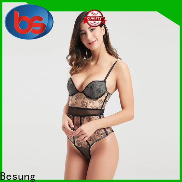 Besung reliable black corset wholesale for wife