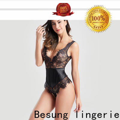 Besung new design sexy bodysuits for women production for home