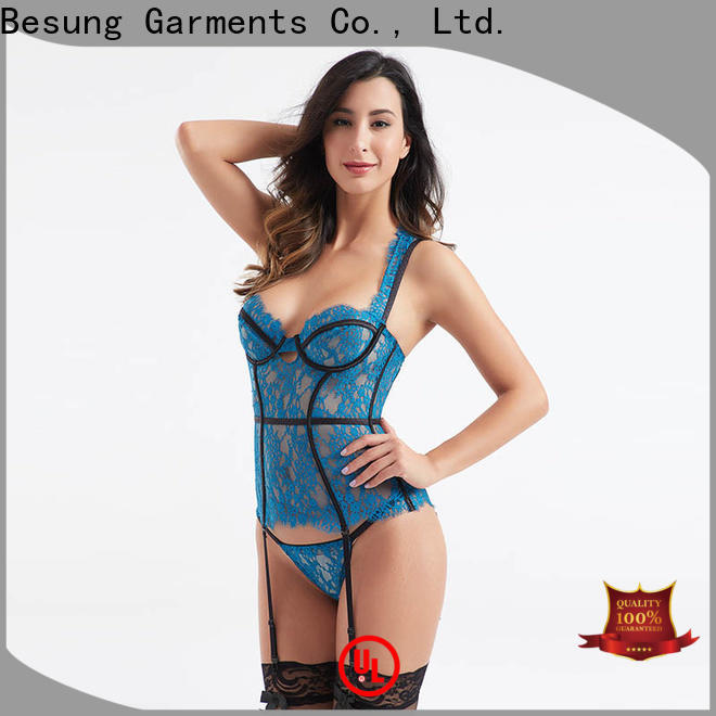 custom plus size corsets back underwear for hotel