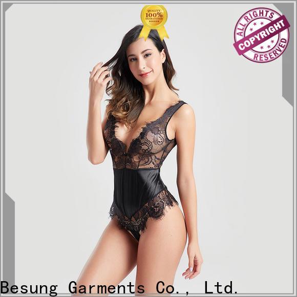 hot-sale lingerie romper middle factory for women