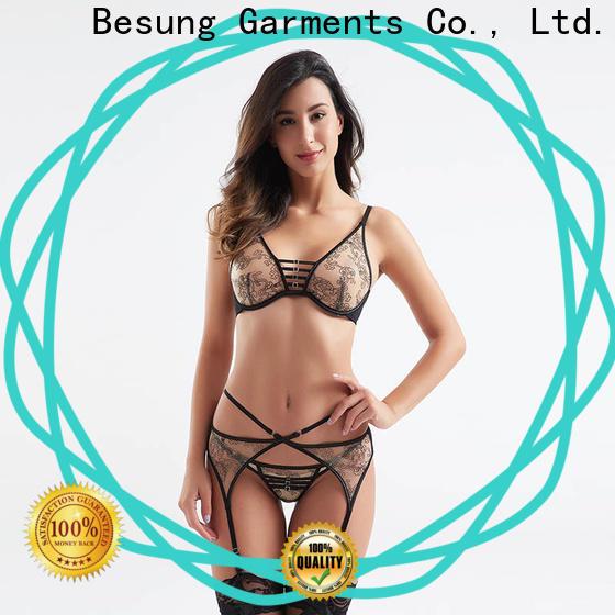 Besung buckle sexy women in lingerie certifications for women