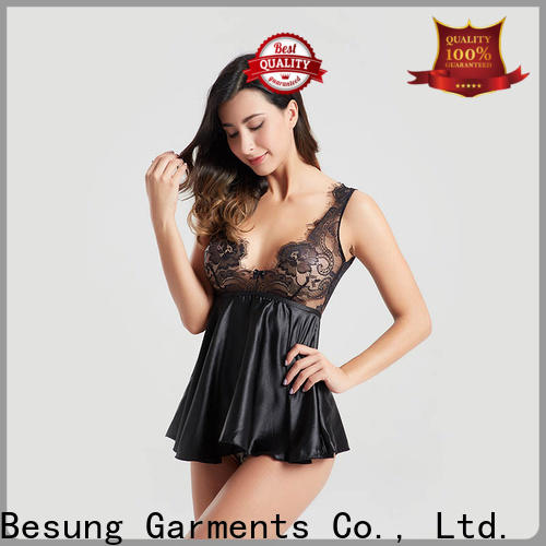 Besung fine-quality black and white bodysuit for wholesale for home