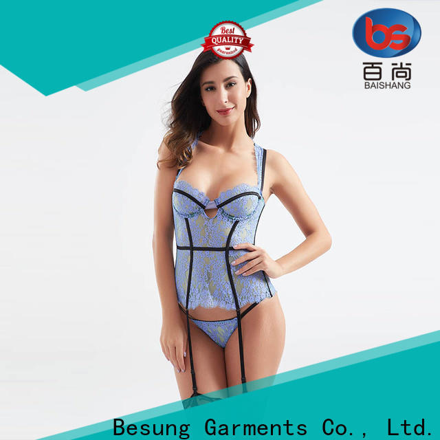 Besung stable sexy corset lingerie inquire now for wife