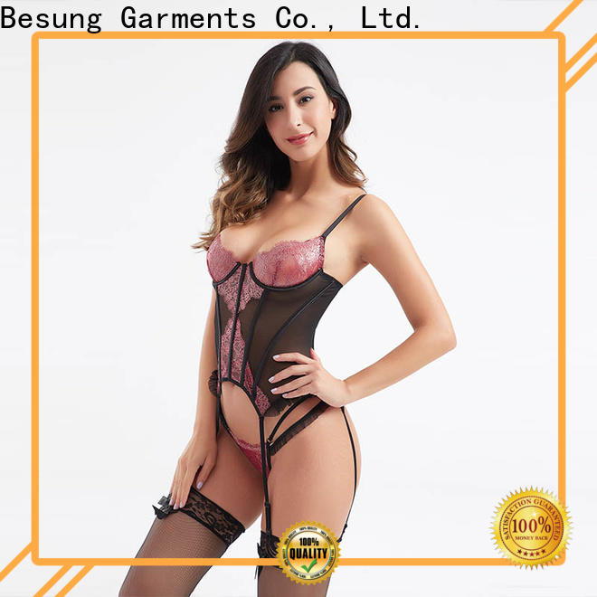 Besung bsq186 bustier lingerie from manufacturer for home