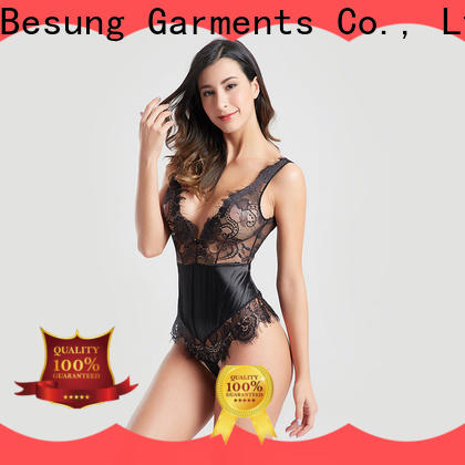 Besung simple design going out bodysuits at discount for home