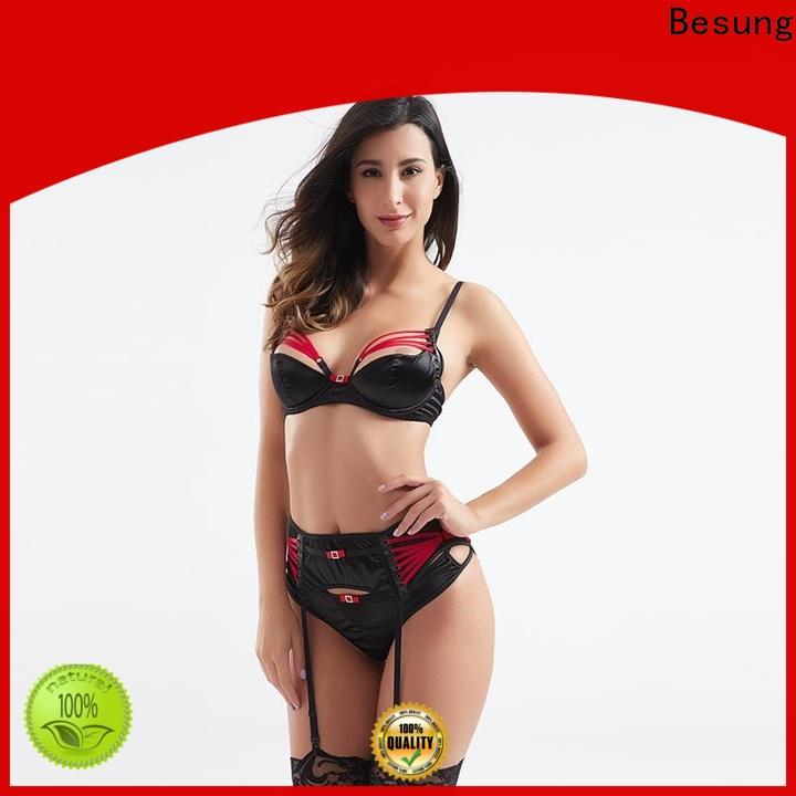 Besung fashionable womens lingerie bulk production for lover