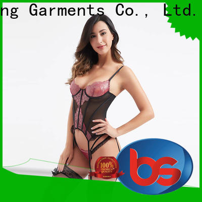 Besung high-quality corset bra free design for lover
