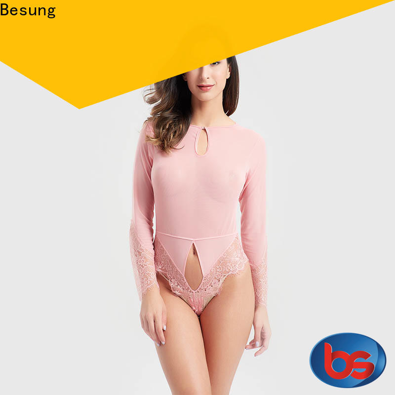 Besung fine-quality tan bodysuit bodysuit for lover
