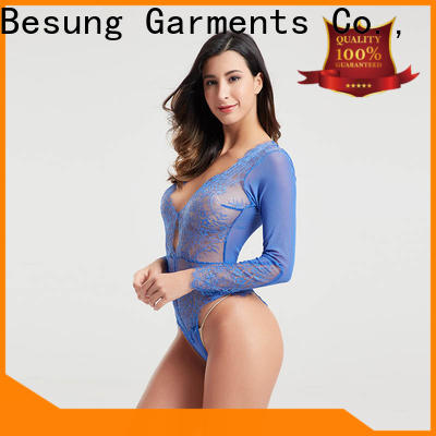 Besung woman lingerie romper production for women