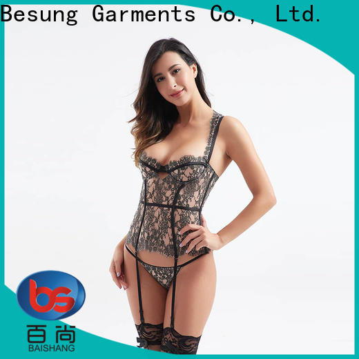 Besung stable sexy corset lingerie inquire now for lover
