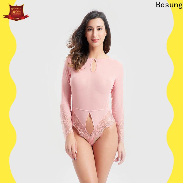 new design deep plunge bodysuit sale bodysuit for hotel