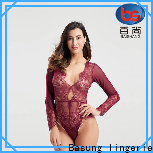 Besung bra white teddy production for wife