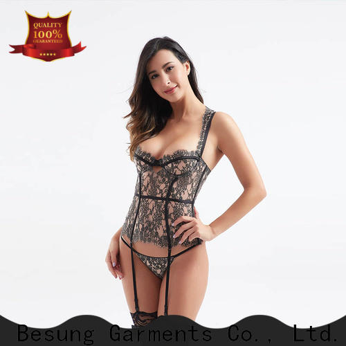 Besung custom plus size intimates wholesale for wife