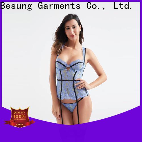 new design bustier lingerie design underwear for wife