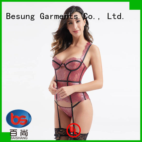 Besung quality lace corset inquire now for hotel