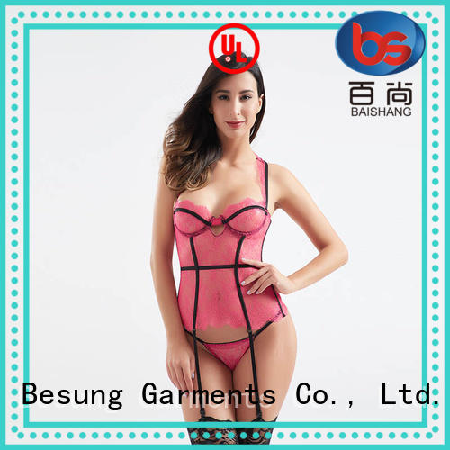 Besung new-arrival steel boned corset underwear for lover
