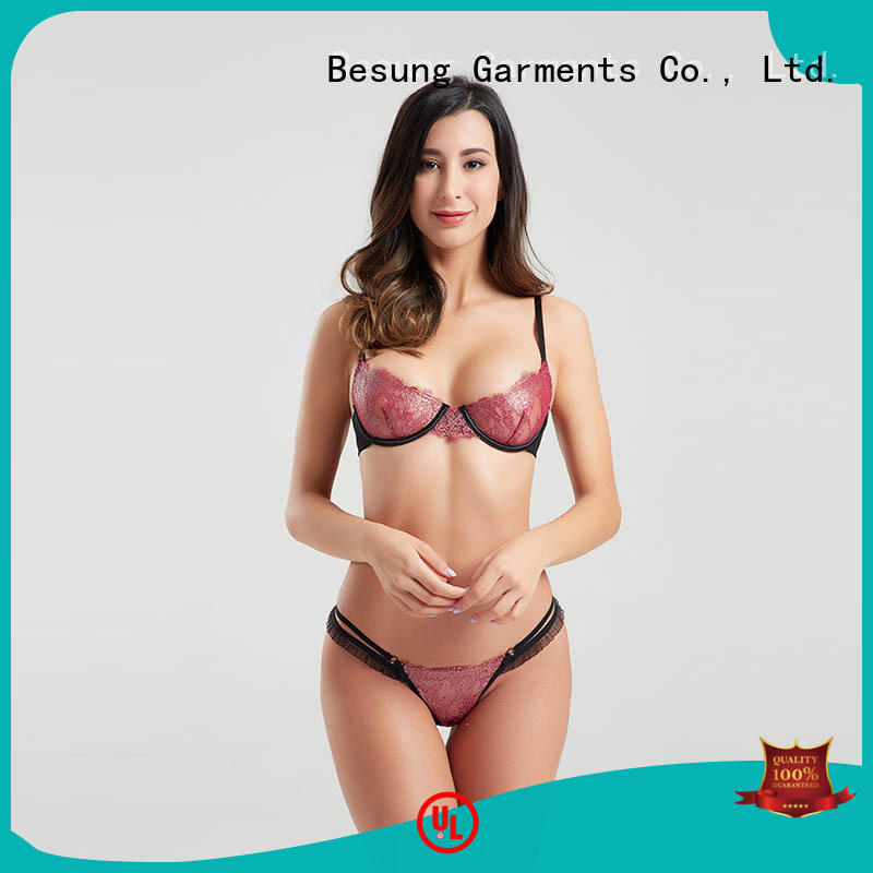 Besung cute lingerie free design for hotel