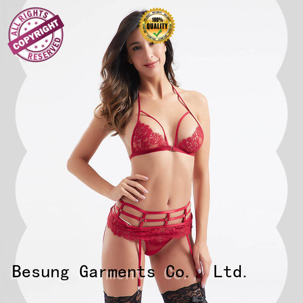 Besung superior christmas lingerie lingerie for hotel