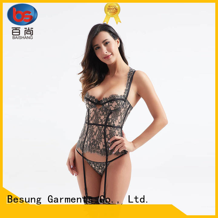 Besung reliable black corset top for wholesale for women