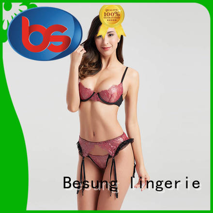 Besung hollow bridal lingerie lingerie for hotel