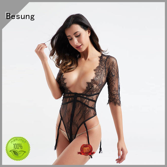 Besung sale one piece lingerie for wholesale for hotel