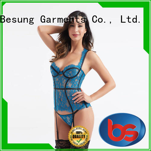 Besung stable sexy corset underwear for wife