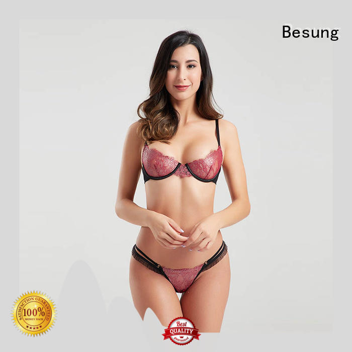 Besung superior sexy lingerie factory price for lover