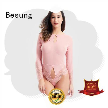 hot-selling lingerie romper buckle free design for women