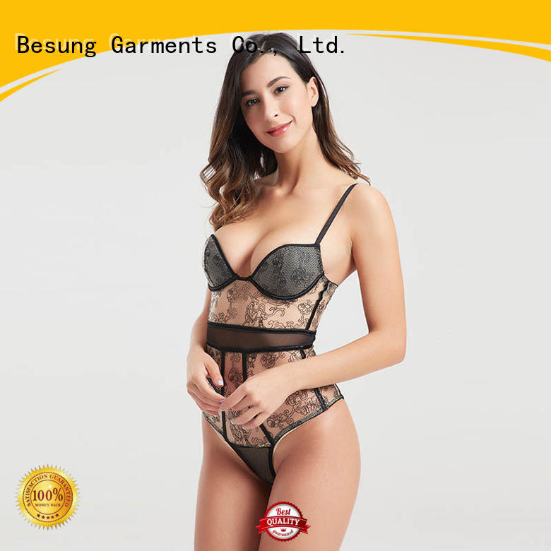 Besung decorative plus size intimates for wholesale for hotel